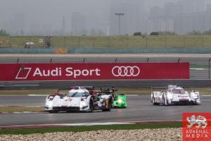Audi Banner Free Practice 3 - 6 Hours of Shanghai at Shanghai International Circuit - Shanghai - China