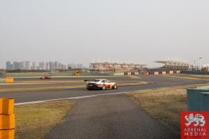 Ground View of the Circuit Race - 6 Hours of Shanghai at Shanghai International Circuit - Shanghai - China