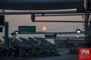 Sun going down in the Race Race - 6 Hours of Shanghai at Shanghai International Circuit - Shanghai - China