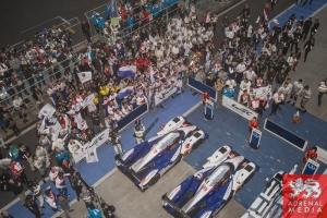 Park ferme Race - 6 Hours of Shanghai at Shanghai International Circuit - Shanghai - China
