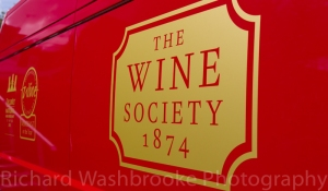 Wine Society Van Shoot - 14th May 2014