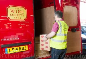 Wine Society Van Shoot - 14th May 2014