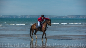 Pembrokeshire  5th April 2015 Photo: Richard Washbrooke Sports Photography