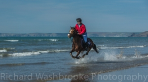 Pembrokeshire  5th April 2015 Photo: Richard Washbrooke Sports Photography