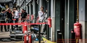 25 Jean-Eric Vergne (FRA) DS Virgin Racing Formula E Team FormulaE Test Day Donnington Park 10th August 2015 Photo: - Richard Washbrooke Photography