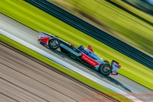 23 Nick Heidfeld (DEU) Mahindra Racing Formula E Team FormulaE Test Day Donnington Park 10th August 2015 Photo: - Richard Washbrooke Photography
