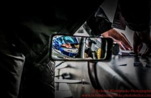 2 Sam Bird (GBR) DS Virgin Racing Formula E Team Formula E Test Day Donington 17th August 2015 Raw Photo: - Richard Washbrooke Photography