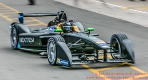 88 Oliver Turvey (GBR) NEXTEV TCR Formula E Team Formula E Test Day Donington 17th August 2015 Raw Photo: - Richard Washbrooke Photography