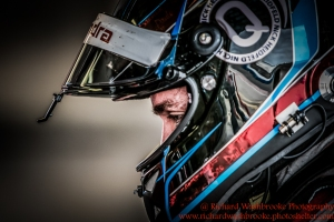 23 Nick Heidfeld (DEU) Mahindra Racing Formula E - Donington Test 24th August 2015 Photo: - Richard Washbrooke Photography