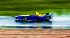 9 Sebastien Buemi CHE) Renault e.Dams Formula E - Donington Test 24th August 2015 Photo: - Richard Washbrooke Photography