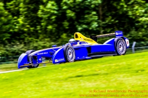 8 Nicolas Prost (FRA) Renault e.Dams Formula E - Donington Test 25th August 2015 Photo: - Richard Washbrooke Photography