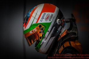 27 Simona de Silvestro (CHE) Andretti Formula E Team FormulaE Battersea, London Round 11 2nd Practice Photo: - Richard Washbrooke Photography