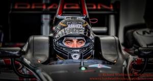 7 Jerome D'Ambrosio (BEL) Dragon Racing FormulaE Battersea, London Round 11 2nd Practice Photo: - Richard Washbrooke Photography