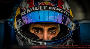 9 Sebastien Buemi (CHE) Renault e.Dams FormulaE Battersea, London Round 11 2nd Practice Photo: - Richard Washbrooke Photography