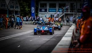 FormulaE Battersea, London Round 11 2nd Practice Photo: - Richard Washbrooke Photography