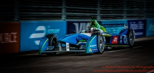 10 Jarno Trulli (ITA) Trulli Formula E Team FormulaE Battersea, London Round 11 2nd Practice Photo: - Richard Washbrooke Photography