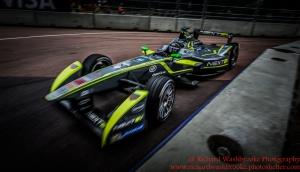 88 Oliver Turvey (GBR) NEXTEV TCR Formula E Team FormulaE Battersea, London Round 11 2nd Practice Photo: - Richard Washbrooke Photography