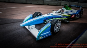 18 Alex Fontano (CHE) Trulli Formula E Team FormulaE Battersea, London Round 11 2nd Practice Photo: - Richard Washbrooke Photography