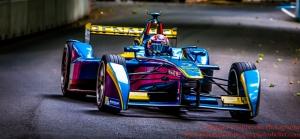 9 Sebastien Buemi (CHE) Team e.Dams Renault FormulaE Battersea, London Round 11 Qualifying Photo: - Richard Washbrooke Photography