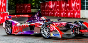 3 Fabio Lelmer (CHE) Virgin Racing Formula E Team FormulaE Battersea, London Round 11 Qualifying Photo: - Richard Washbrooke Photography