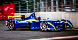 8 Nicolas Prost (FRA) Team e.Dams Renault FormulaE Battersea, London Round 11 Qualifying Photo: - Richard Washbrooke Photography