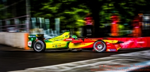 11 Lucas di Grassi (BRA) Audi Sport ABT Formula E Team FormulaE Battersea, London Round 11 Qualifying Photo: - Richard Washbrooke Photography