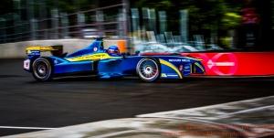 8 Nicolas Prost (FRA) Team e.Dams Renault FormulaE Battersea, London Round 11 Qualifying Photo: - Richard Washbrooke Photography