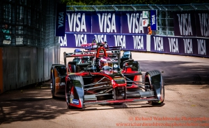 30 Stephane Sarrazin (FRA) Venturi Formula E Team FormulaE Battersea, London Round 11 Race Photo: - Richard Washbrooke Photography