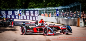 30 Stephane Sarrazin (FRA) Venturi Formula E Team FormulaE Battersea, London Round 11 Race Photo: - Richard Washbrooke Photography