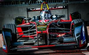 23 Nick Heidfeld (DEU) Venturi Formula E Team FormulaE Battersea, London Round 11 Race Photo: - Richard Washbrooke Photography