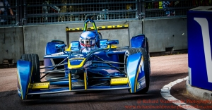 8 Nicolas Prost (FRA) Team e.Dams Renault FormulaE Battersea, London Round 11 Race Photo: - Richard Washbrooke Photography