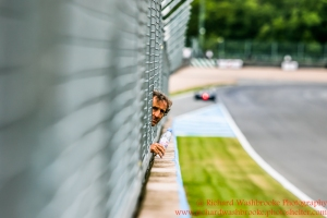 FormulaE Test Day Donington Park 11th August 2015 Photo: - Richard Washbrooke Photography