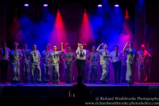 Harpenden Gang Show Performance 7th January 2016 Images taken by Richard Washbrooke Photography