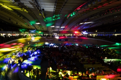 Opening Ceremony 2016 Track Cycling World Championships 2nd March 2016