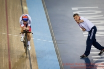 Men's Omnium Individual Pursuit Mark cavendish GBR 4th March 2016