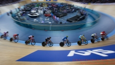 Men's Points Race Final 4th March 2016