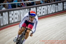 Men's Omnium Mark Cavendish GBR 5th March 2015