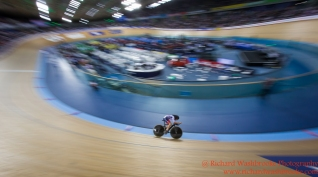 Women's Omnium Individual Pursuit Laura Trott GBR 5th March 2015