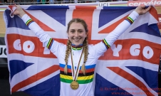 Women's Omnium Final Laura Trott GBR Gold Medalist