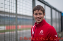 Matthew Rao (GBR) he will be driving the LMP2 Manor Oreca 05 - Nissan FIA WEC 6H Silverstone - Friday 15th April 2016