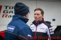 Mike Conway (GBR) he will be driving the LMP1 Toyota Gazzo Racing Toyota TS050 - Hybrid FIA WEC 6H Silverstone - Friday 15th April 2016