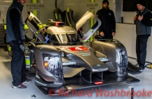 Simon Trummer (CHE) / Oliver Webb (GBR) / James Rossiter (GBR) driving the #4 LMP1 Bykolles Racing Team CLM P1/01 - AER FIA WEC 6H Silverstone - Friday 15th April 2016