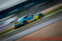 Richie Stanaway (NZL) / Fernando Rees (BRA) / Jonathan Adam (GBR) driving the LMGTE Pro Aston Martin Racing Aston Martin Vantage Free Practice 1 FIA WEC 6H Silverstone - Friday 15th April 2016
