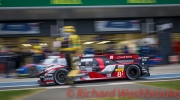Lucas Di Grassi (BRA) / Loic Duval (FRA) / Oliver Jarvis (GBR) driving the LMP1 Audi Sport Team Joest Audi R18 Hybrid Free Practice 2 FIA WEC 6H Silverstone - Friday 15th April 2016