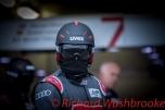 Mechanic for the LMP1 Audi Sport Team Joest Audi R18 Hybrid Free Practice 2 FIA WEC 6H Silverstone - Friday 15th April 2016