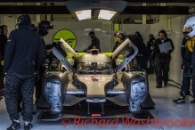 Simon Trummer (CHE) / Oliver Webb (GBR) / James Rossiter (GBR) driving the #4 LMP1 Bykolles Racing Team CLM P1/01 - AER Free Practice 3 FIA WEC 6H Silverstone - Saturday 16th April 2016