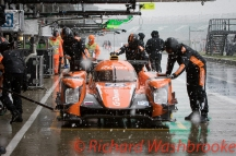 Roman Rusinov (RUS) / Nathanael Berthon (FRA) / Rene Rast (DEU) driving the LMP2 G-Drive Racing Oreca 05 - Nissan Free Practice 3 FIA WEC 6H Silverstone - Saturday 16th April 2016
