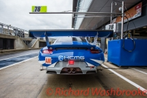 Christian Ried (DEU) / Wolf Henzler (DEU) / Joel Camathias (CHE) driving the LMGTE Am KCMG Porsche 911 RSR Qualifying LMGTE Pro & LMGTE Am FIA WEC 6H Silverstone - Saturday 16th April
