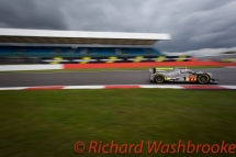 Simon Trummer (CHE) / Oliver Webb (GBR) / James Rossiter (GBR) driving the #4 LMP1 Bykolles Racing Team CLM P1/01 - AER Qualifying LMP1 & LMP2 FIA WEC 6H Silverstone - Saturday 16th April