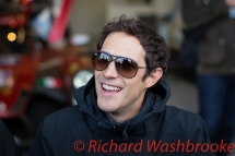 Autograph session with Brunno Senna (BRA) driving the LMP2 RGR Sport By Morand Ligier JS P2 - Nissan FIA WEC 6H Silverstone - Sunday 17th April 2016